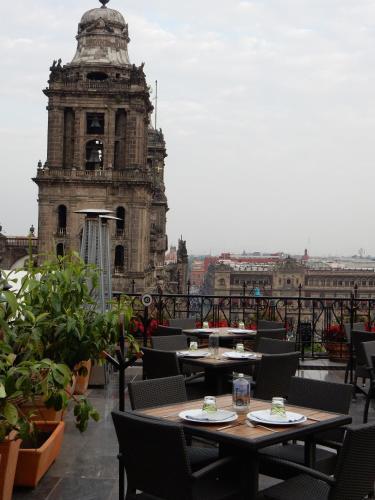Hotel Zocalo Central Photo