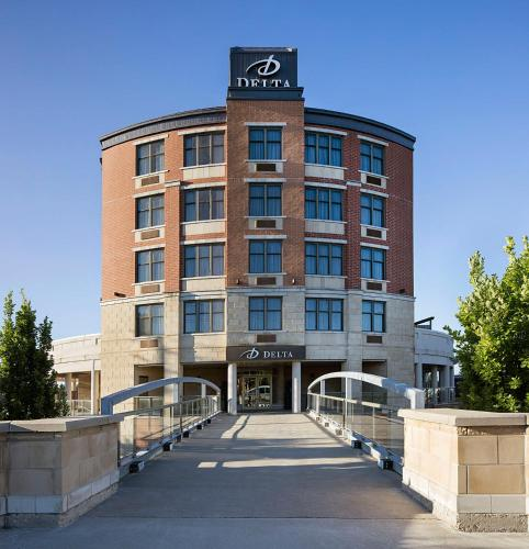 Delta Hotels By Marriott Guelph Conference Centre - Guelph, ON N1G 0A9