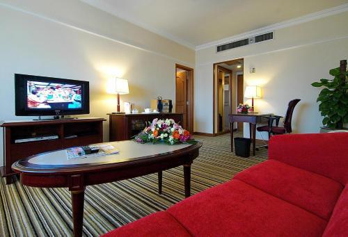 Metropark Lido Hotel Beijing photo 12