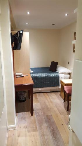Rhodes Hotel Small Double Room