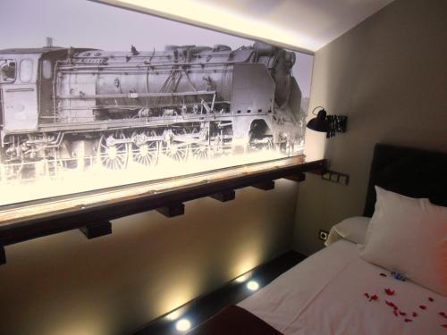 Suite El apeadero  Hotel Rural La Viña - Only Adults 7