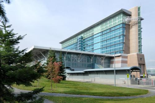 The Fairmont Vancouver Airport - Richmond, BC V7B 1X9