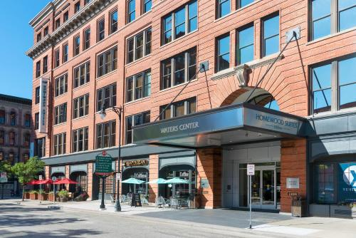 HotelHomewood Suites by Hilton Grand Rapids Downtown