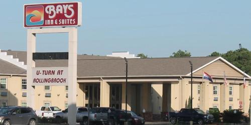 Bays Inn And Suites Baytown - Baytown, TX 77520