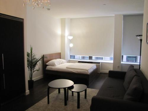 Hotel Studio Apartment - Financial District