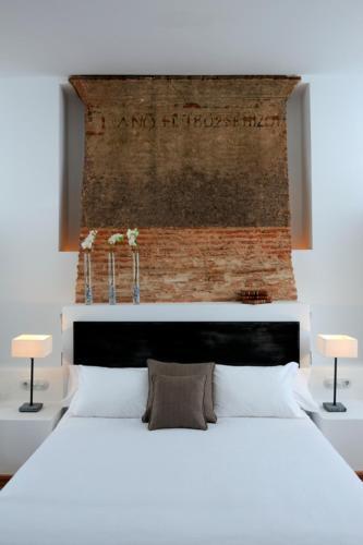 Habitación Doble - 2 camas Palacio Carvajal Girón 8