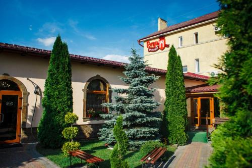 HotelStanislavskiy Dvir