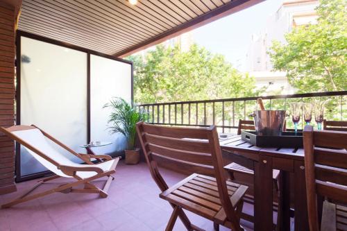 Apartment Barcelona Rentals - Classic Bonanova Apartment photo 11