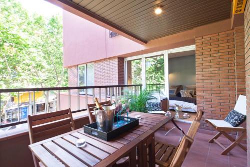 Apartment Barcelona Rentals - Classic Bonanova Apartment impression