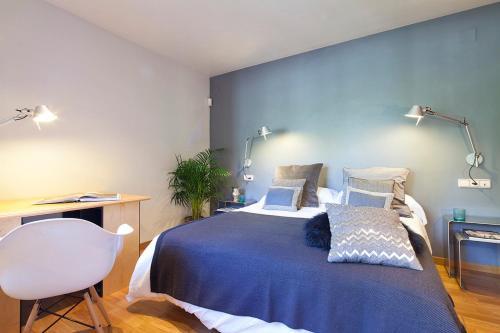 Apartment Barcelona Rentals - Classic Bonanova Apartment photo 27