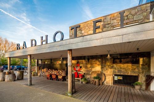 Hotel-overnachting met je hond in Badhotel Rockanje - Rockanje