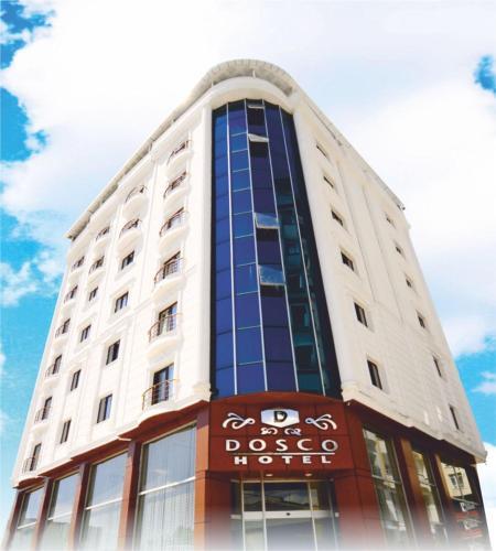 Van Hotel Dosco adres