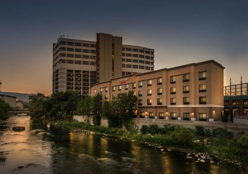 Hotel Courtyard By Marriott Reno Downtown/riverfront
