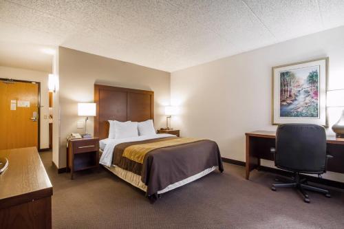 Comfort Inn & Suites Madison - Airport Photo