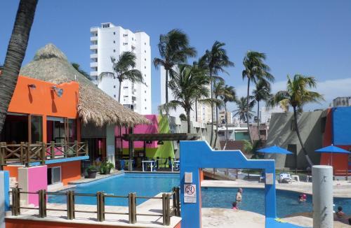 Hotel Suites Mediterraneo Boca del Rio Veracruz Photo