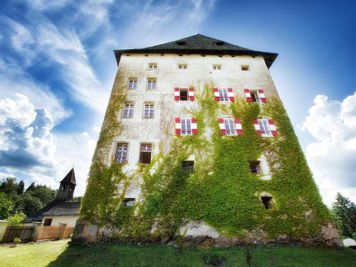 Kasteel-overnachting met je hond in Hotel Schloss Moosburg - Moosburg