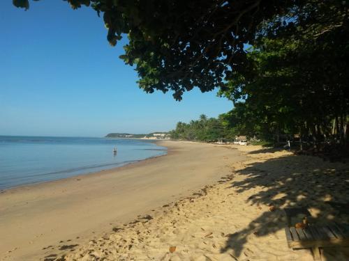Curuípe Praia do Espelho Photo