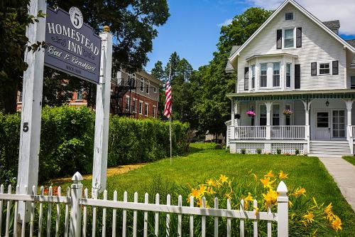 Homestead Inn House - New Milford, CT 06776