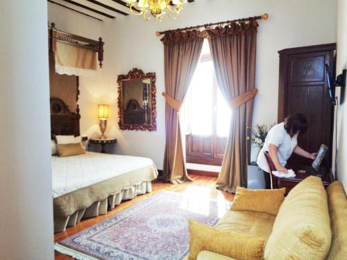 Deluxe Double Room Hotel Boutique Nueve Leyendas 83