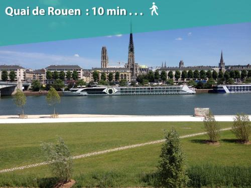 Home Sweet Rouen