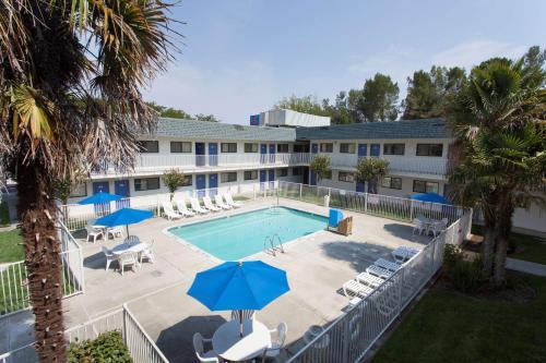 Motel 6 Davis - Sacramento Area Photo