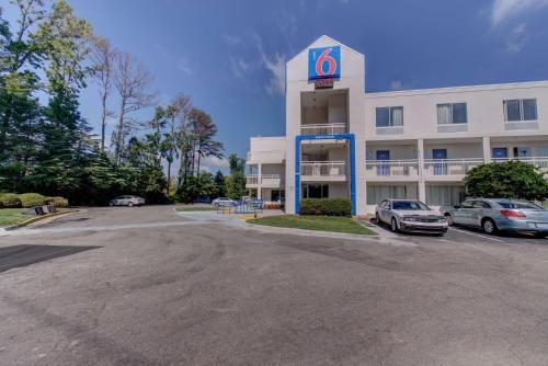 Motel 6 Virginia Beach Virginia Photo