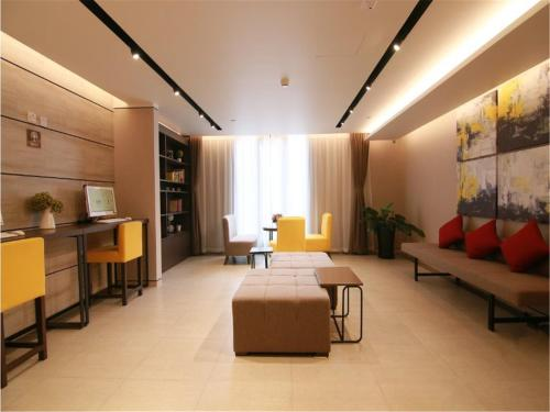 Home Inn Plus Beijing Tuanjie Lake Metro Station photo 21