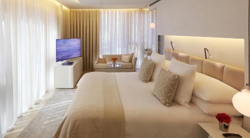 Deluxe Room (1 or 2 people) ABaC Restaurant Hotel Barcelona GL Monumento 8