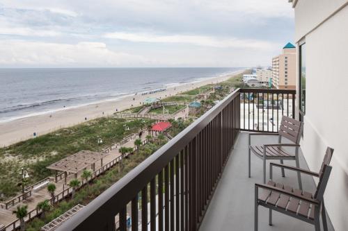 Hampton Inn Suites By Hilton Carolina Beach Oceanfront Hotel