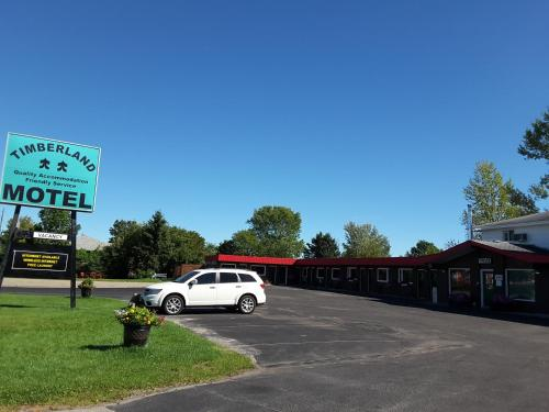 Timberland Motel - Dryden, ON P8N 2P5