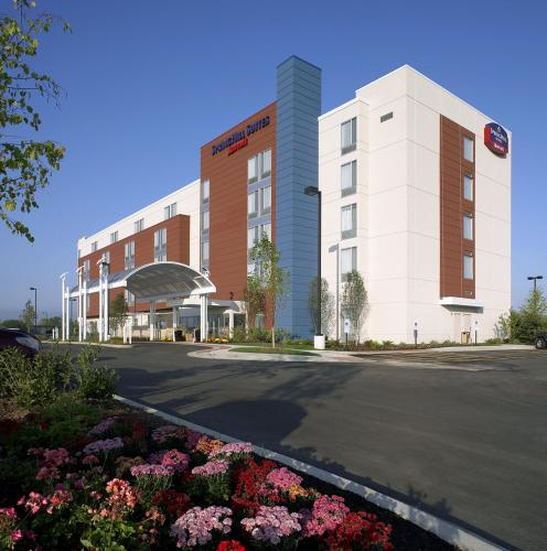 Springhill Suites By Marriott Chicago Waukegan Gurnee Hotel In Il