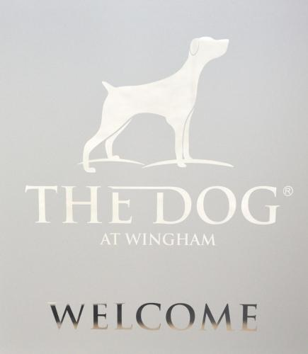 The Dog At Wingham Photo