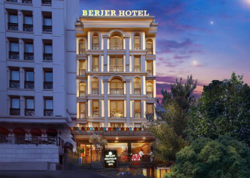 Istanbul Berjer Boutique Hotel & Spa telefon