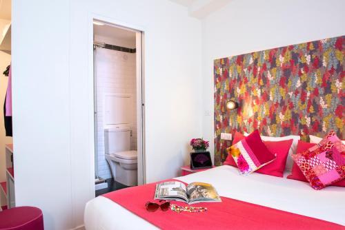 Hôtel Villa Bohème photo 27