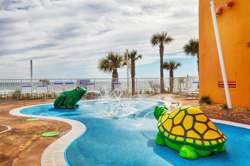 Splash Beach Resort 4 By Panhandle Getaways