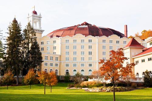 West Baden Springs Hotel - West Baden Springs, IN 47469