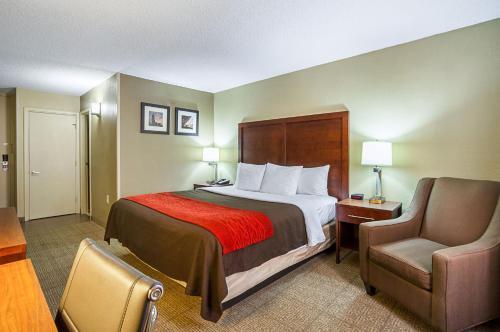Comfort Inn Downtown Cleveland Photo