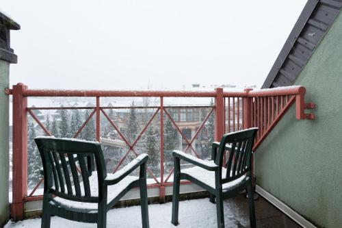 Alpenglow Mountain View Studio - Whistler, BC V0N 1B4