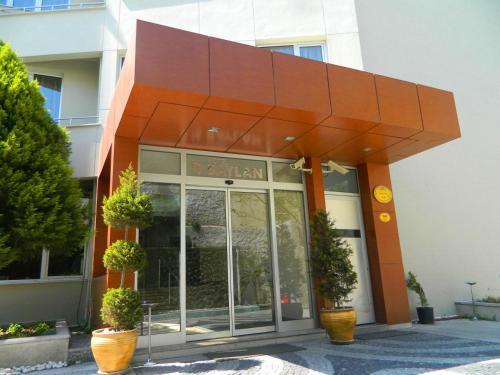 Izmir Hotel Baylan Basmane yol tarifi
