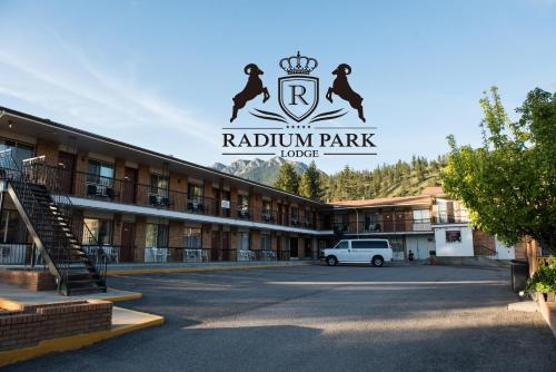Radium Park Lodge - Radium Hot Springs, BC V0A 1M0