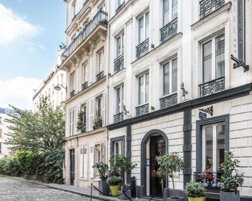 Hôtel Villa Bohème photo 31