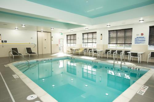 Hampton Inn & Suites Thunder Bay Ontario Canada