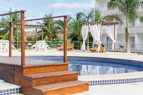 Foto de Hotel Terceiro Milênio II
