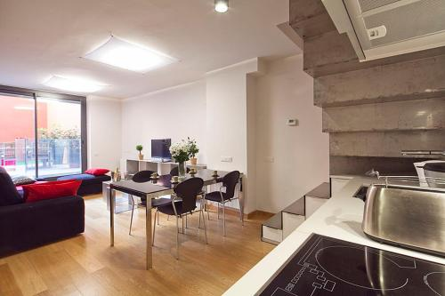 Apartment Barcelona Rentals - Pool Terrace in City Center photo 19