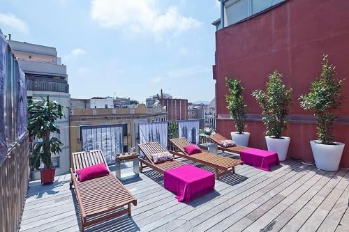 Apartment Barcelona Rentals - Pool Terrace in City Center photo 25