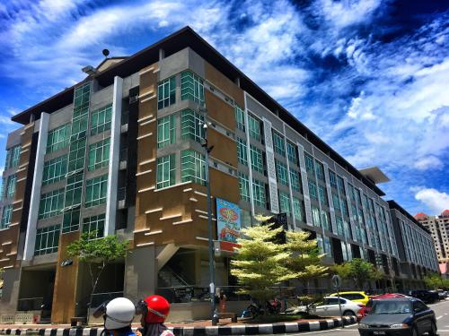 Hotel Staycity Apartments - Kota Bharu City Point