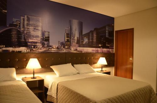 Foto de Hotel HortoPlaza