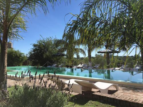 Foto de Hotel La Cautiva de Ramirez