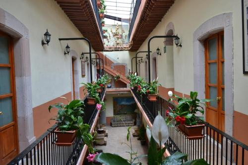 Hotel Casa Santo Domingo Photo
