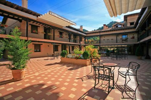 Vierbettzimmer Coto del Valle de Cazorla 8
